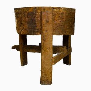 Table d'Atelier Vintage Industrielle