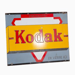 Double Sided Kodak Sign, 1950s