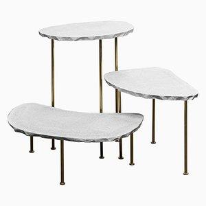 Modern Fossils Tisch von Morghen Studio