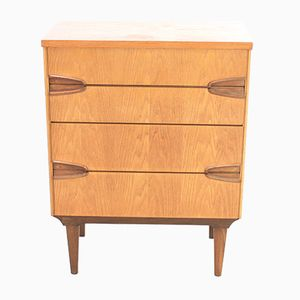 Teak Chest of Drawers from Remploy, 1970s