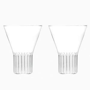 Bicchieri Rila grandi di Felicia Ferrone per fferrone, set di 2