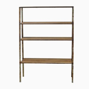 Vintage Italian Haberdashery Shelves