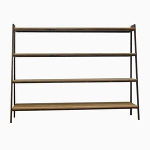 Vintage Haberdashery Shelves