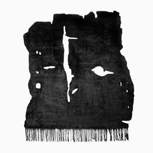 Tapis Kalix Night Frozen Cut par Calle Henzel pour Henzel Studio, 2016