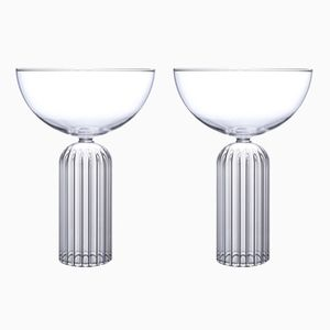 May Coupes by Felicia Ferrone for fferrone, Set of 2