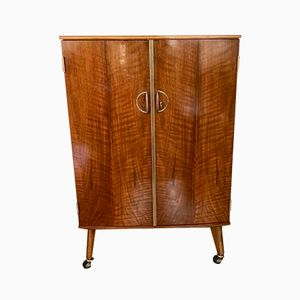 Vintage French Drinks Cabinet, 1950s
