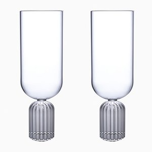Tall May Glasses by Felicia Ferrone for fferrone, Set of 2
