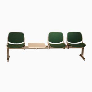 Banc par Giancarlo Piretti pour Castelli, 1970s