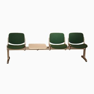 Bench by Giancarlo Piretti for Castelli, 1970s
