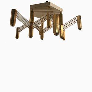 Italienische Mid-Century Deckenlampe