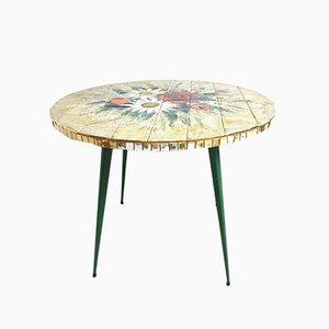 Round Vallarius Table, 1970s