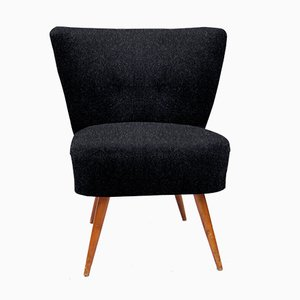 Customizable Midcentury Lounge Chair