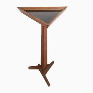 Artisanal Side Table, 1960s