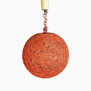 Scandinavian Ball Pendant, 1960s