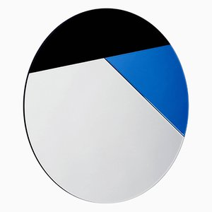 Nouveau Design Colorful Mirror by Reflections Copenhagen