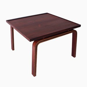 Danish Rosewood St Catherine's Side Table by Arne Jacobsen for Fritz Hansen, 1962