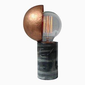 Lampada da tavolo in marmo di Sander Bottinga