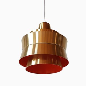 Vintage Hanging Lamp by Carl Thore for Granhaga