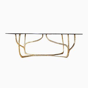 Brass Console by Misaya