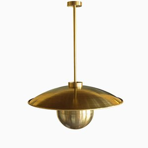 Metropolis Brass Suspension by Jan Garncarek