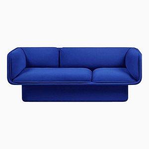 Canapé Block Bleu par Studio Mut