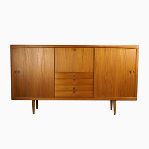 Highboard by H.W. Klein for Bramin, 1960s