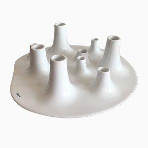 Candelabros de porcelana de Willem Noyons, 2003