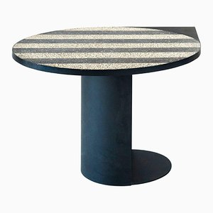 Stripy Mosaic Table by Rooms
