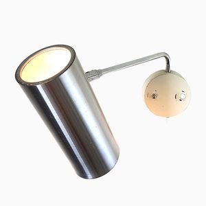 Zylinderförmige Vintage Wandlampe