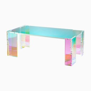 Laurent Coffee Table by Diogo and Juliette Felippelli