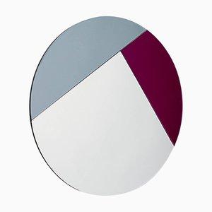 Specchio Nouveau colorato di Reflections Copenhagen