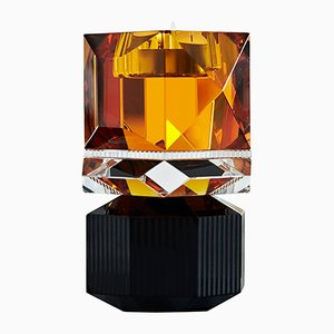 Dakota Crystal Candle Holder by Reflections Copenhagen
