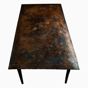 Table Inoxydable par Michael Gittings