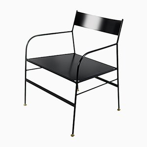 Curzio Armchairs by Paolo Calcagni for Sotow, Set of 2