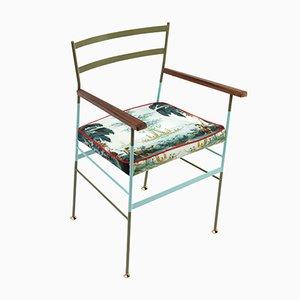Sedie Paul in legno di Paolo Calcagni per Sotow, set di 2
