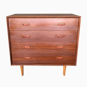 Mid-Century Scandinavian Teak Chest of Drawers
