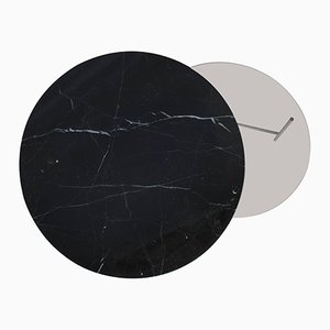 Black Marble Zorro Coffee Table by Note Design Studio