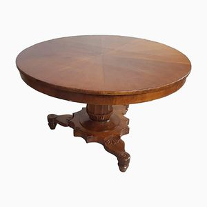 Antique Empire Round Table