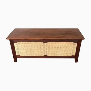 Danish PH52 Chest by Kaj Winding for Poul Hundevad, 1950s
