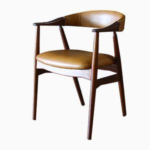 Side Chair by Thomas Harlev for Farstrup, 1950s