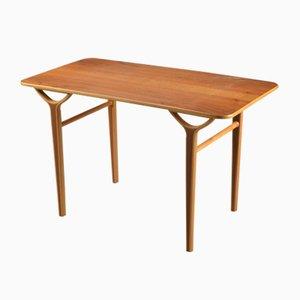 Table d'Appoint AX par Peter Hvidt & Orla Mølgaard-Nielsen pour Fritz Hansen, 1950s