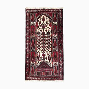 Vintage Afghan Baluch Rug