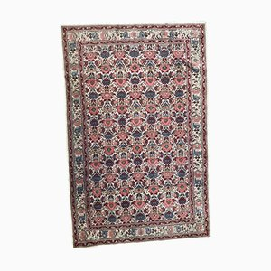 Vintage Turkish Fine Hand-Knotted Rug