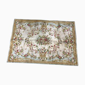 Mid-Century French Savonerie Style Rug