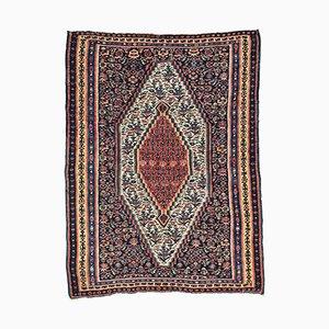 Persischer Vintage Senneh Kilim Teppich