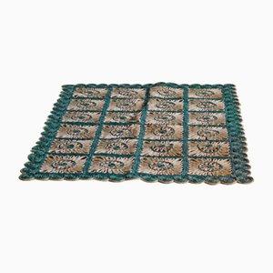 Spanish Artisan Carpet, 1970s
