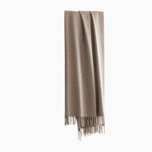 Sciarpa Xela color cioccolato scuro di cashmere di Nzuri Textiles