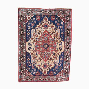 Handgeknüpfter orientalischer Mid-Century Teppich