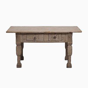 Tavolino gustaviano antico