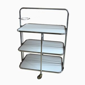 Foldable Serving Cart, 1970s